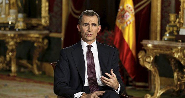Felipe VI, rey de España