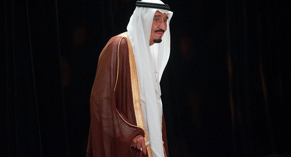 Salman bin Abdelaziz al Saud, rey de Arabia Saudí