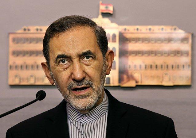 Ali Akbar Velayati, consejero del Líder Supremo de Irán en política exterior