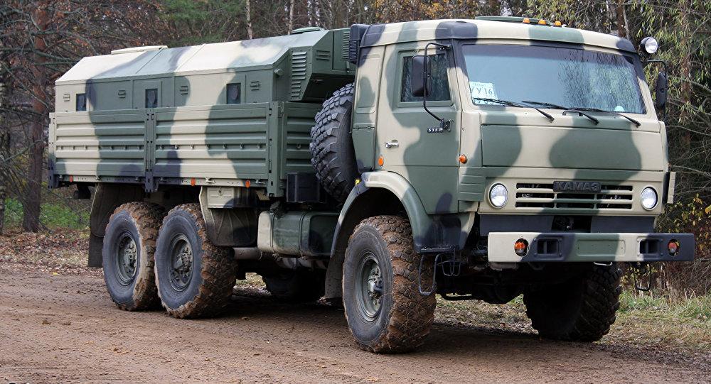 Resultado de imagen de camiones KamAz 5350 Mustang
