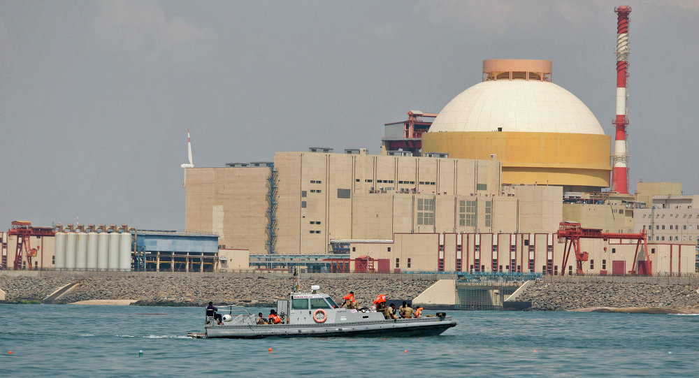 La central nuclear india de Kudankulam