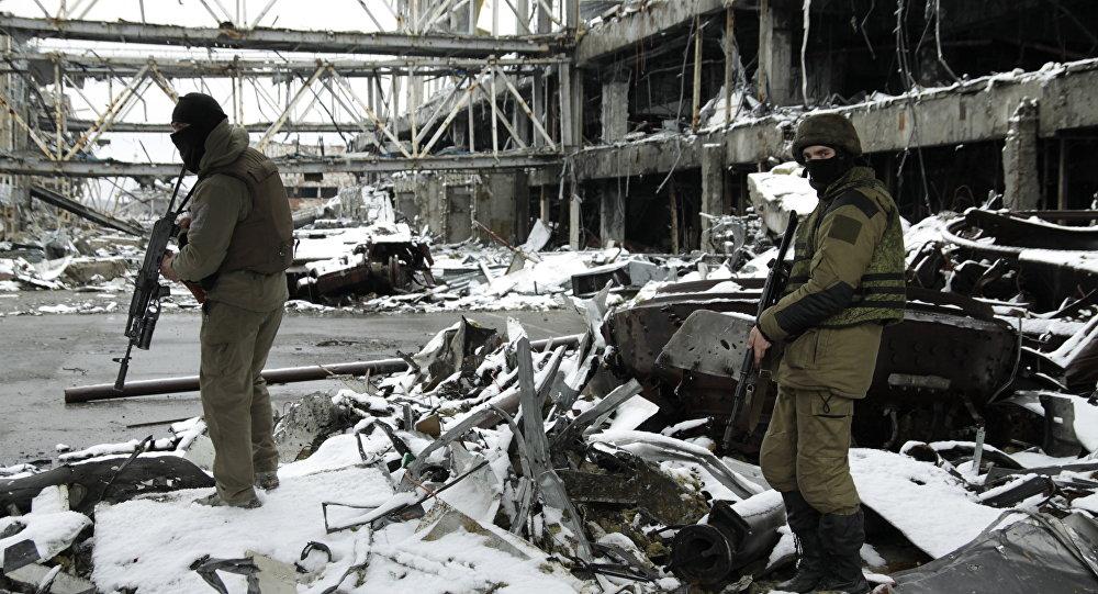 Autoridades de Donetsk no registran ataques la noche pasada