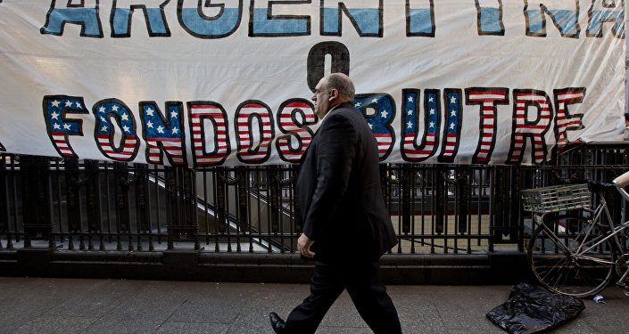 Fondos buitre, molestos con Argentina a dos semanas de iniciar negociaciones