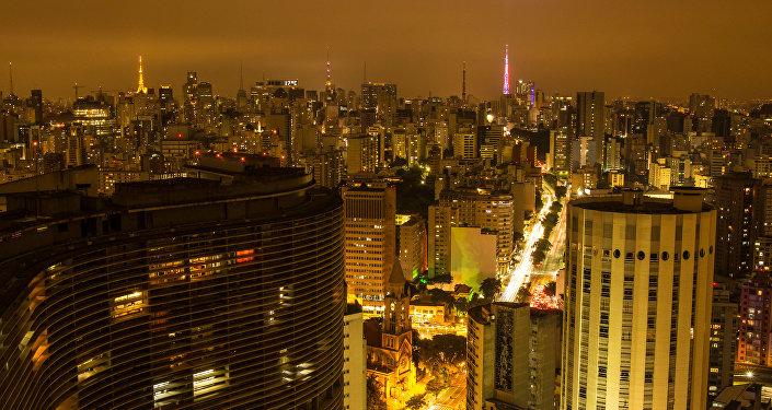 São Paulo, la ciudad más grande de Brasil
