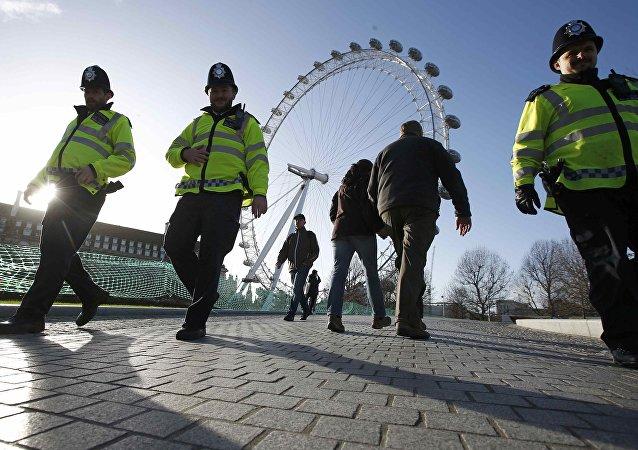 Londres desplegará 3.000 policías armados para garantizar la seguridad de la Nochevieja