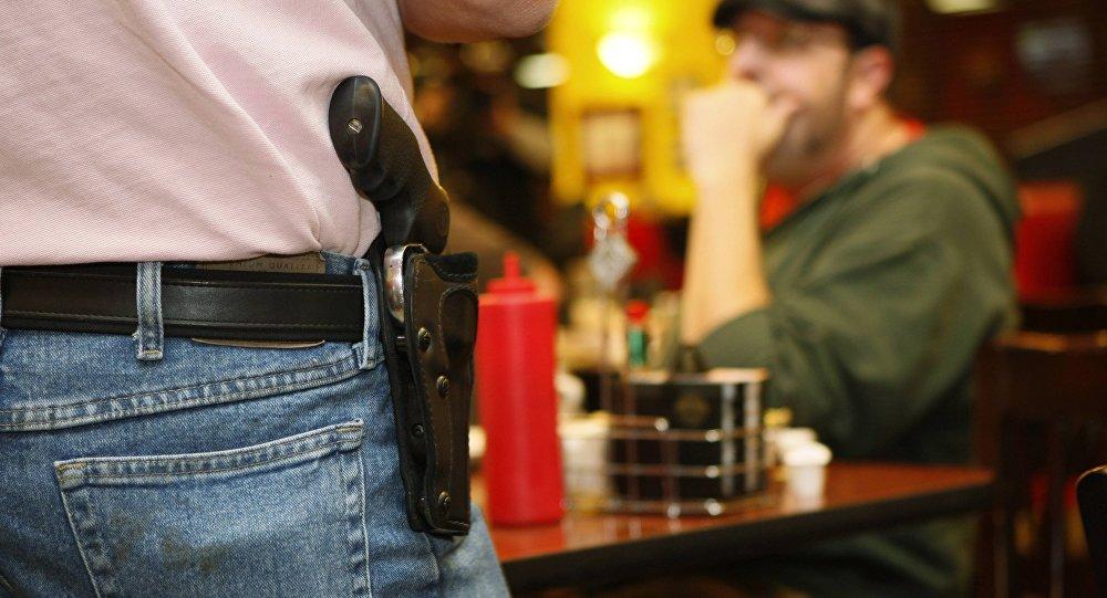 Entra en vigor en Texas una ley que permite portar armas abiertamente