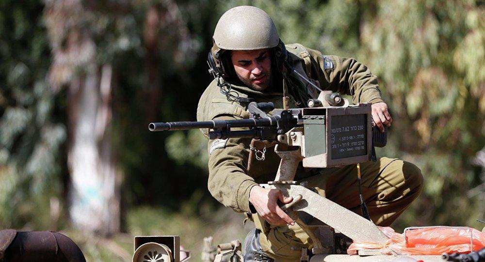 Militar israelí (imagen referencial)