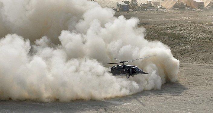 Operación de EEUU en Afganistán (archivo)