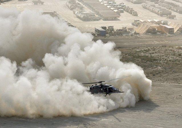 Operación de EEUU en Afganistán