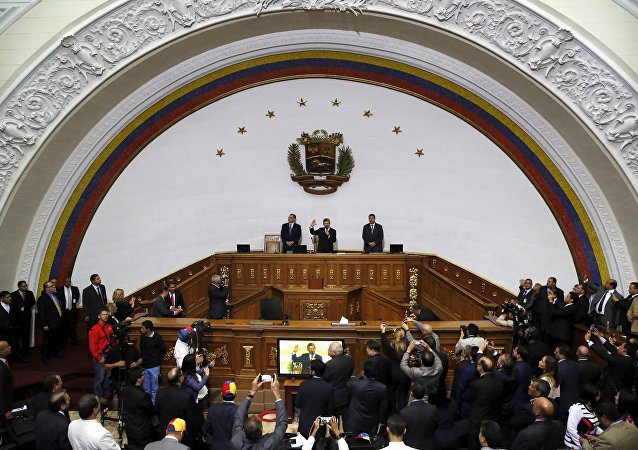 La Asamblea Nacional de Venezuela (archivo)