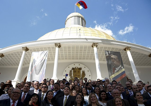 Parlamento de Venezuela quedó instalado en sesión que presagia tensa legislatura