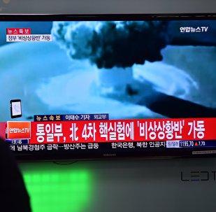 Obama y Putin subrayan la necesidad de respuesta a la prueba nuclear de Corea del Norte