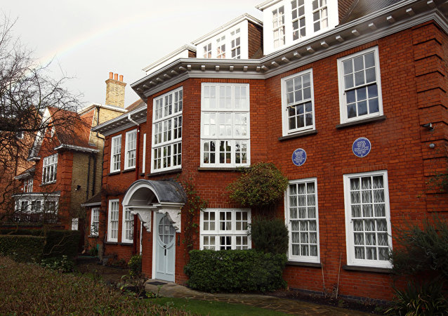 Museo Freud, Hampstead