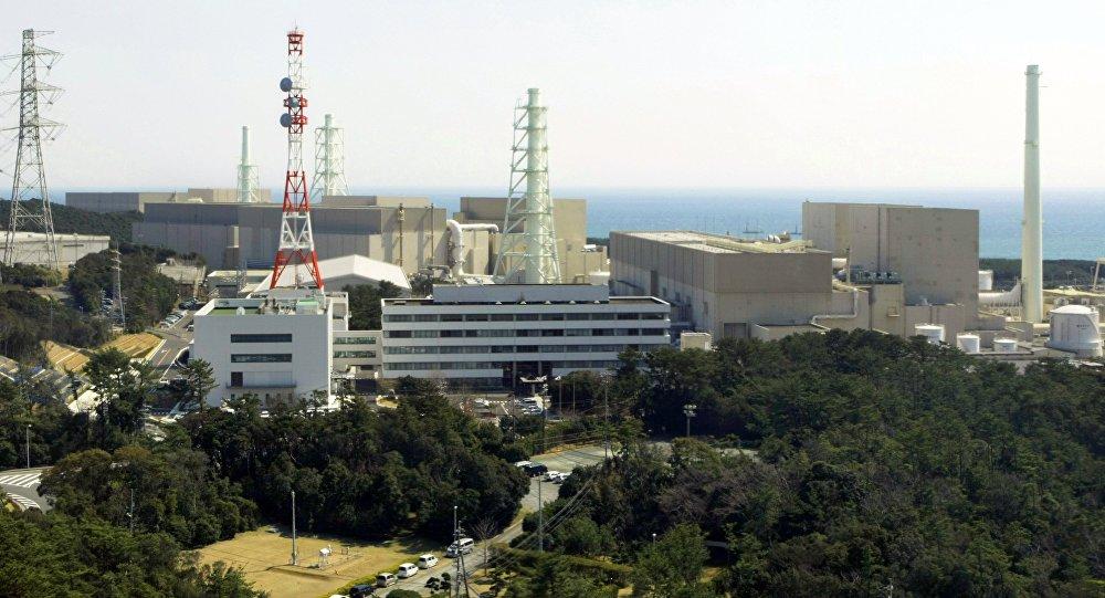 La central electronuclear japonesa de Hamaoka (archivo)