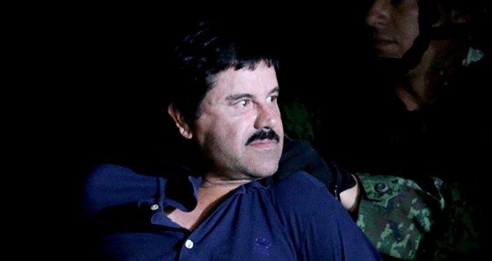 El rey de la droga El Chapo Guzman