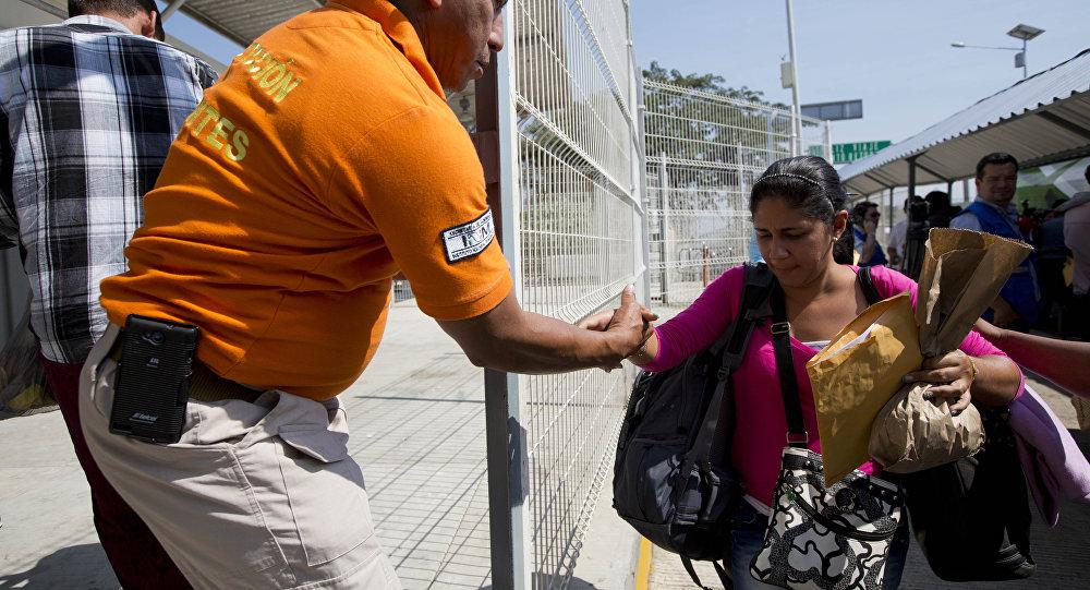 Llegan a México primeros migrantes cubanos desde Costa Rica hacia EEUU