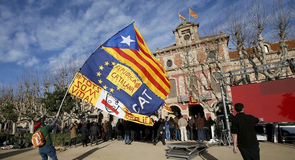 Parlamento de Cataluña (archivo)