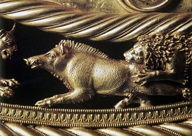 Oro escita (archivo)