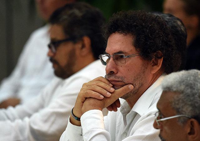 Félix Muñoz, alias Pastor Alape, el miembro del Secretariado de las FARC