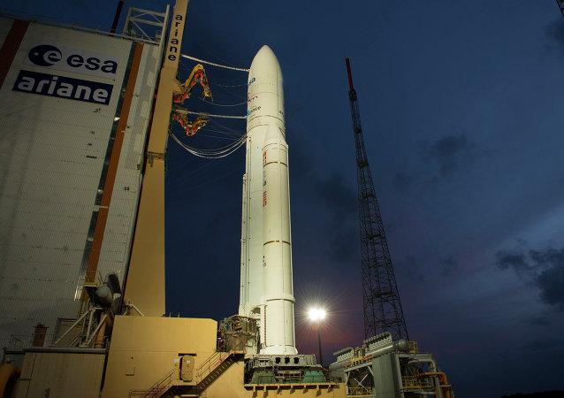 Cohete europeo Ariane 5