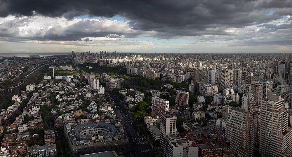 Buenos Aires, capital de Argentina
