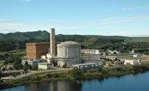 Central Nuclear de Embalse en Argentina
