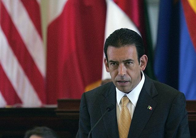 Humberto Moreira, exgobernador y líder nacional del Partido Revolucionario Institucional