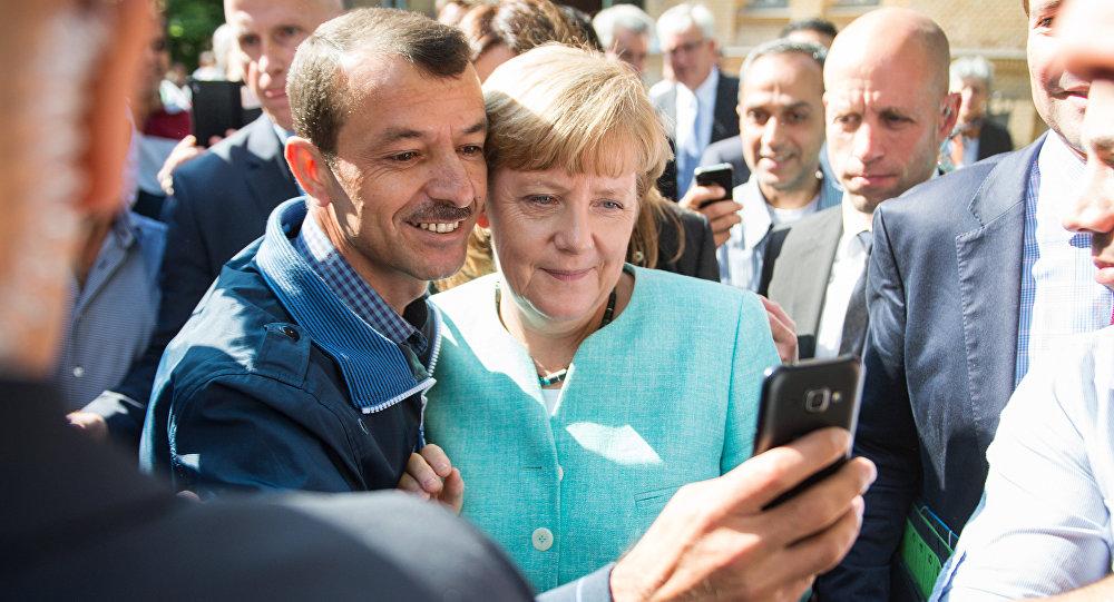 Alemania seguira recibiendo refugiados