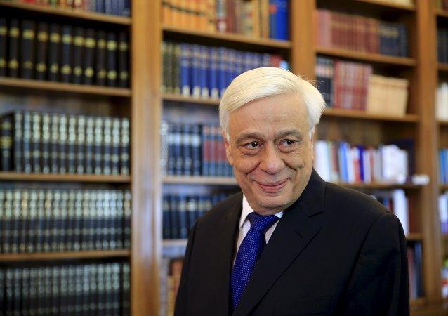 Prokopis Pavlópulos, el presidente de Grecia