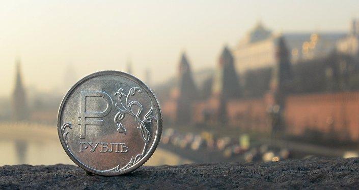 Rublo, moneda rusa (imagen referencial)