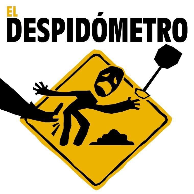 Logo de El Despidómetro