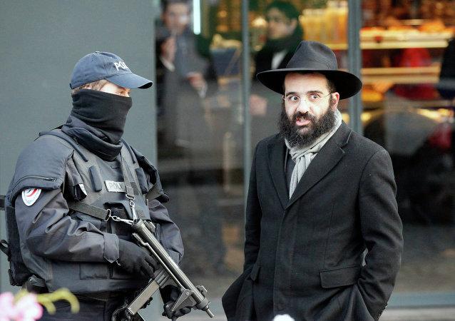 Un judío en Francia