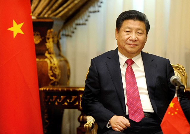 Xi Jinping, presidente de China (archivo)