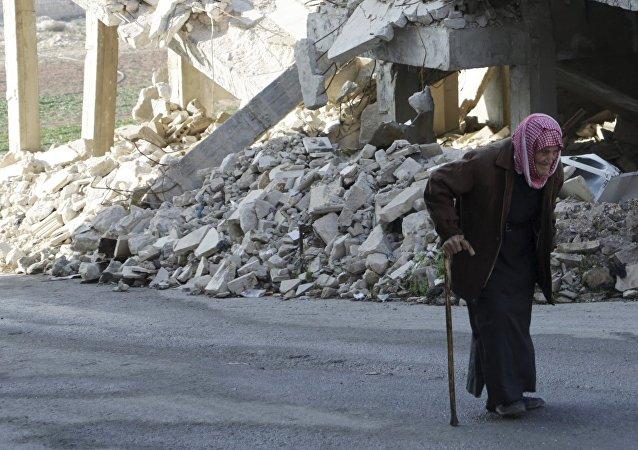Situatión en Siria