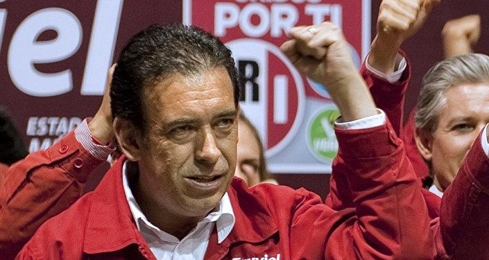 Humberto Moreira, exgobernador mexicano y expresidente del PRI