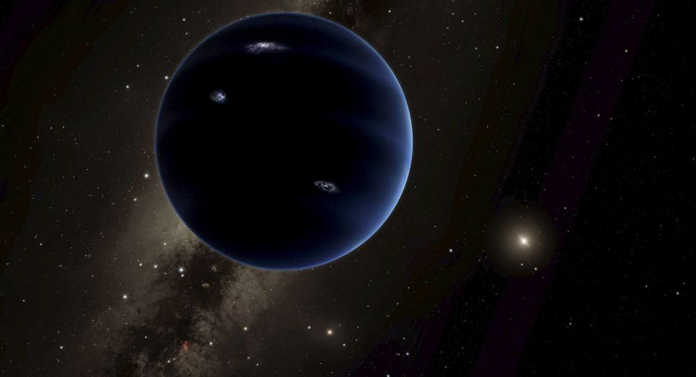Planeta nueve del Sistema Solar