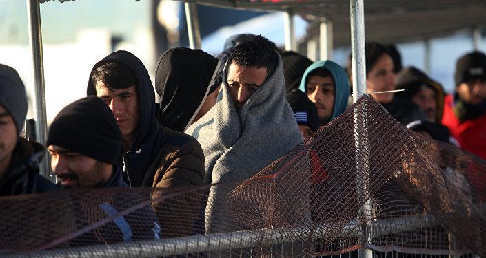 Refugiados en Europa