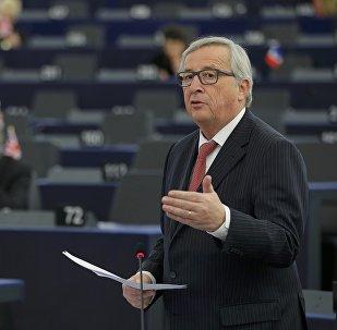 Jean-Claude Juncker, el presidente de la Comisión Europea