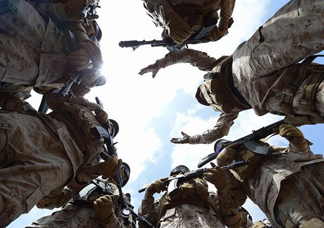 Ejército de Arabia Saudí