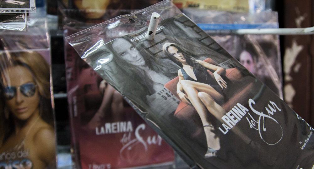 DVD de la serie La Reina del Sur