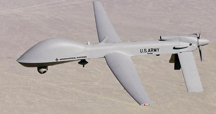 Gray Eagle MQ-1C, dron estadounidense