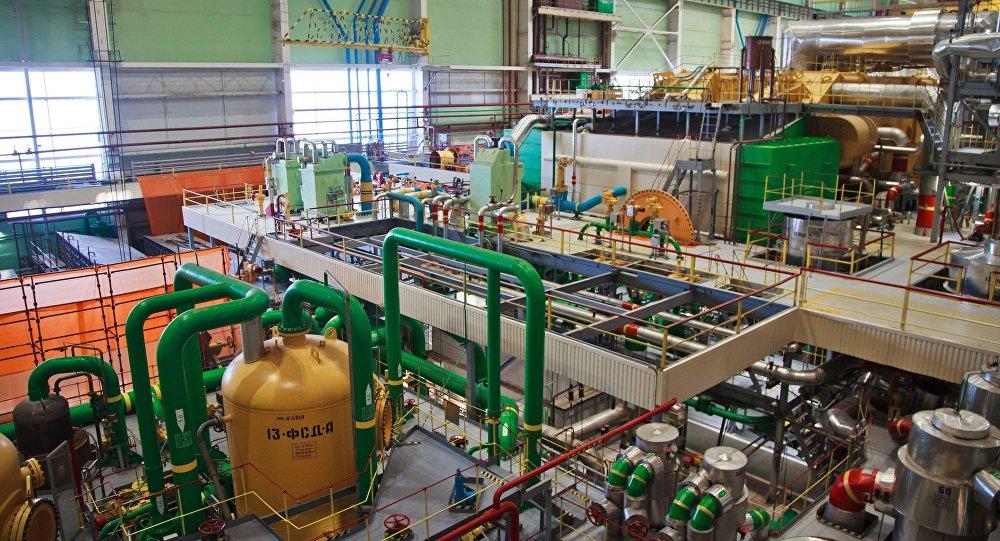 Central nuclear de Novovorónezh