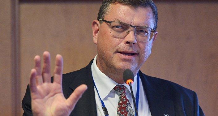 Mogens Jensen (archivo)