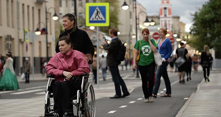 En Rusia modifican 25 leyes federales para mejorar la vida de los discapacitados