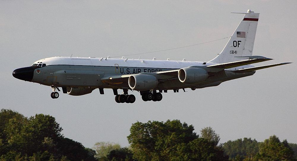 Aeronave de EEUU RC-135