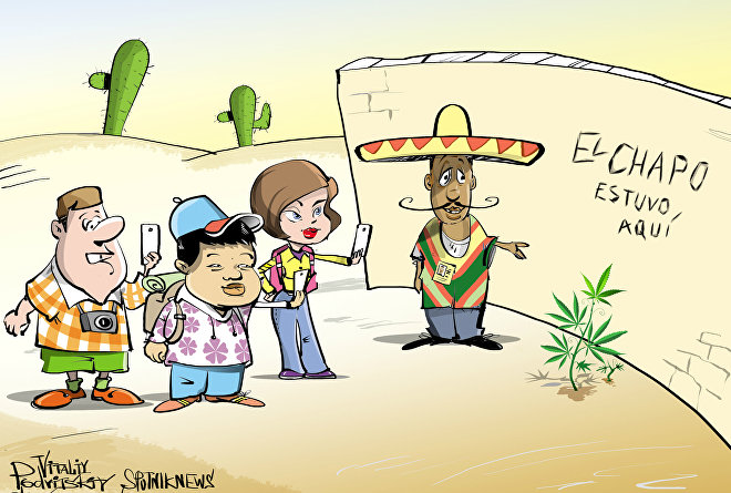 El Chapo entra al negocio turístico