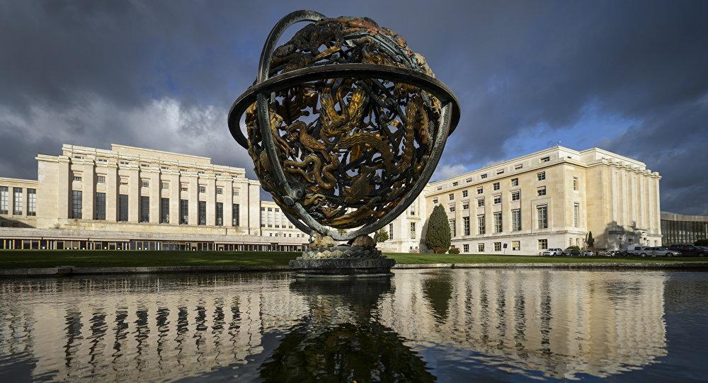 Sede de la ONU en Ginebra (imagen referencial)