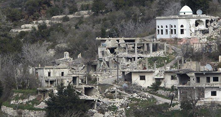 Provincia de Latakia en Siria (archivo)