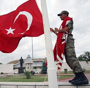 Militante de Turquía