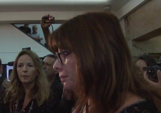 Ana Gerschenson, nueva directora de Radio Nacional